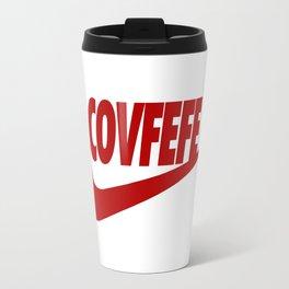 Covfefe [RED] Travel Mug