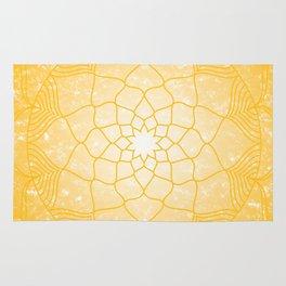 The Solar Plexus Chakra Rug