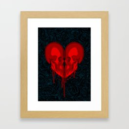 Eternal Valentine Framed Art Print