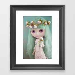 Enchanted Petal Framed Art Print