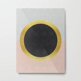 Golden Art XVIII Metal Print