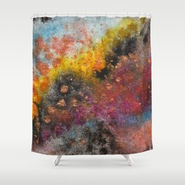 Outside the Galactic Box Shower Curtain