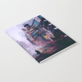 Strange Mornings Notebook