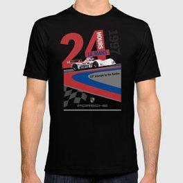 Porsche: The Missing Poster T-shirt