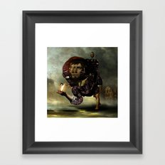 Uapai Framed Art Print