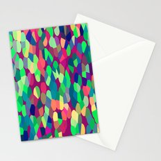 Pointillism  Stationery Cards