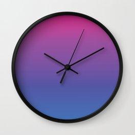 d3l3t3 l4t3r Wall Clock