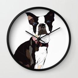 Nadia's Boxer Wall Clock