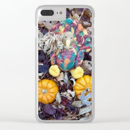 Thanksgiving Days Clear iPhone Case