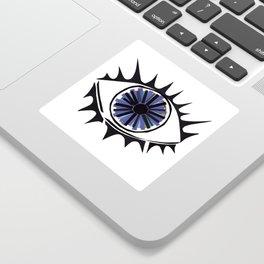Blue Eye Warding Off Evil Sticker