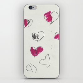 a change of heart iPhone Skin