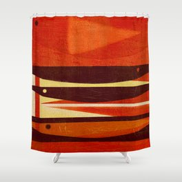 Needlefish Shower Curtain