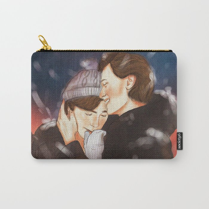 Isak+Even x Winter Carry-All Pouch