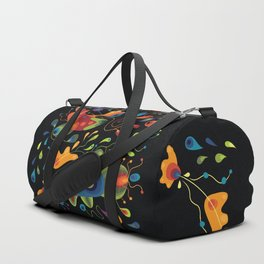Wobbly Whiskers Duffle Bag