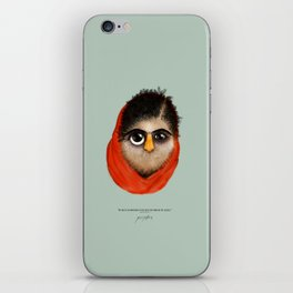"""We realize the importance....""(Malala Yousafzai 2013 ) iPhone Skin"