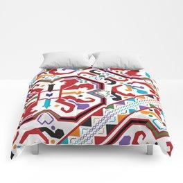 Folk .blazov Comforters