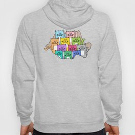 Meow-mania, the land of cats Hoody
