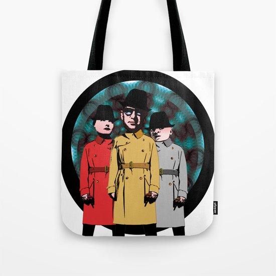 Critical time Tote Bag