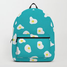 Eggs Sunny Side Up Backpack
