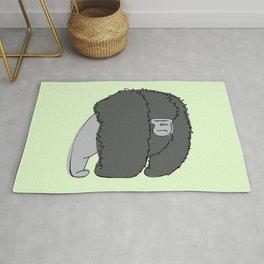 Gorilla Rug