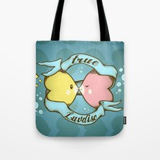 True Luvdisc Tote Bag