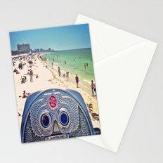 Modern day peeping tom Stationery Cards