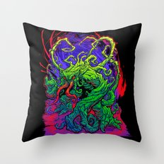 RISE, TENDRIL, RISE! Throw Pillow