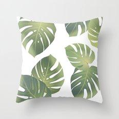 Tropics Throw Pillow