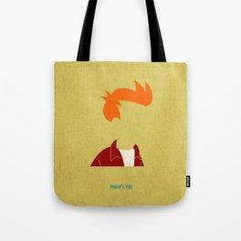 Philip J. Fry Tote Bag