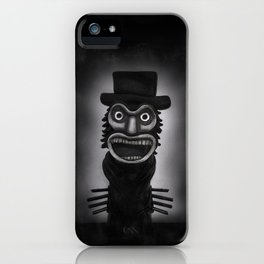 The Babadook iPhone Case