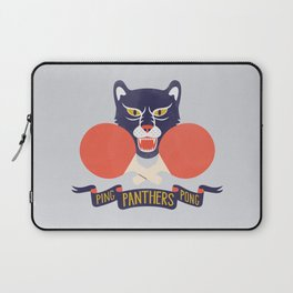 Ping Pong Panthers Laptop Sleeve