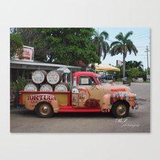 Rum Runner Canvas Print