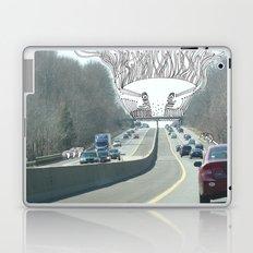 Road Monster Laptop & iPad Skin