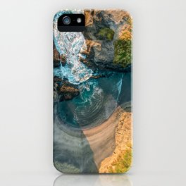The Gap lagoon iPhone Case