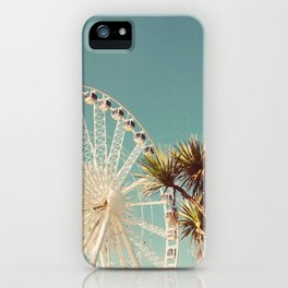 The Height of Summer iPhone Case