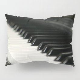 Piano Pillow Sham