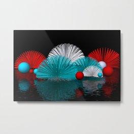 geometric horizon -10- Metal Print