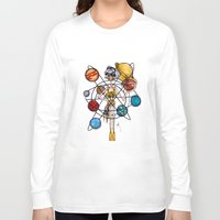 venus Long Sleeve T-shirts featuring Venus by Natalie Easton