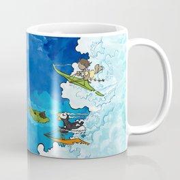 Monkess and the Bump Coffee Mug
