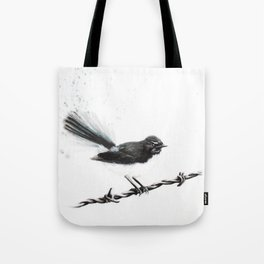 Coleraine Willy Wagtail Tote Bag
