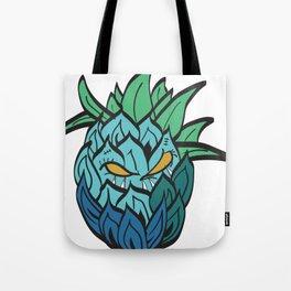 Savage Pineapple Tote Bag