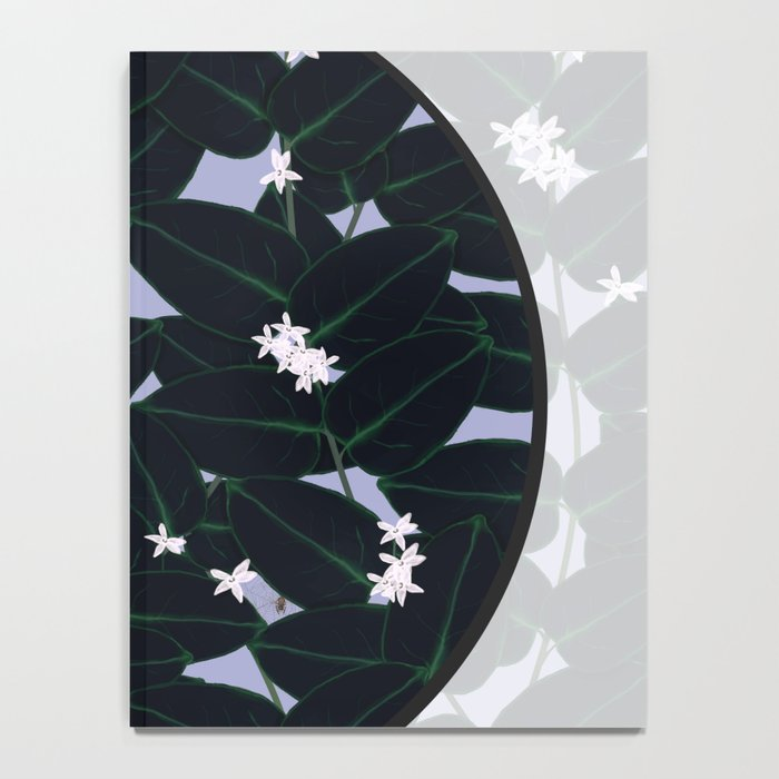 Night Blooming Notebook