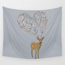 Stubborn Love Wall Tapestry