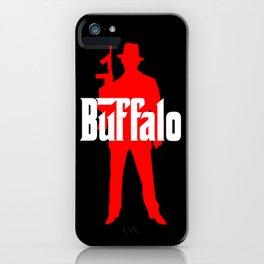 buffalo mafia iPhone Case