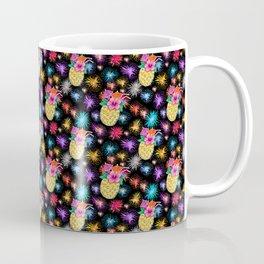 rainbow fireworks / friday night pineapple cocktails Coffee Mug