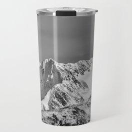 Mountain Glacier Two Travel Mug