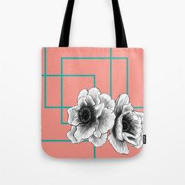 Anemone Circuit Tote Bag