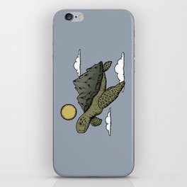 Moving Mountains iPhone Skin