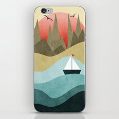 Ocean Adventure 2  iPhone Skin