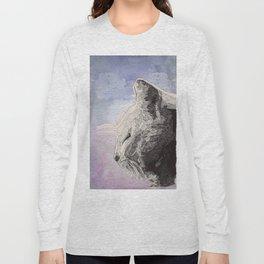 GeometriCat Long Sleeve T-shirt